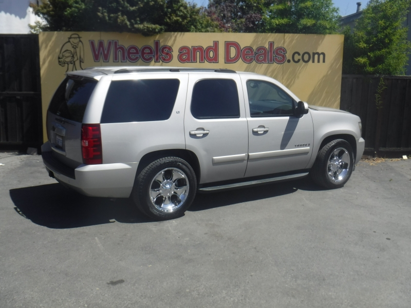 Chevrolet Tahoe 2007 price $11,250