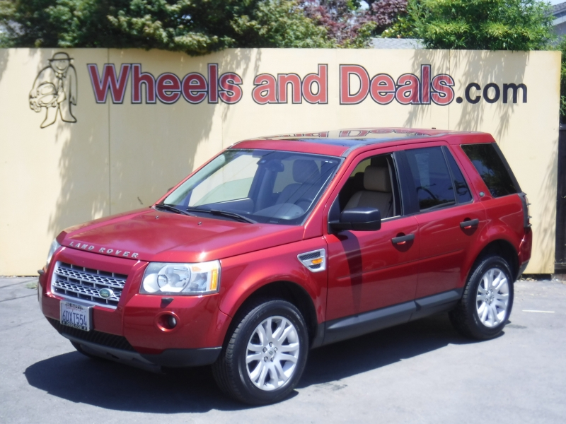 Land Rover LR2 2008 price $7,995