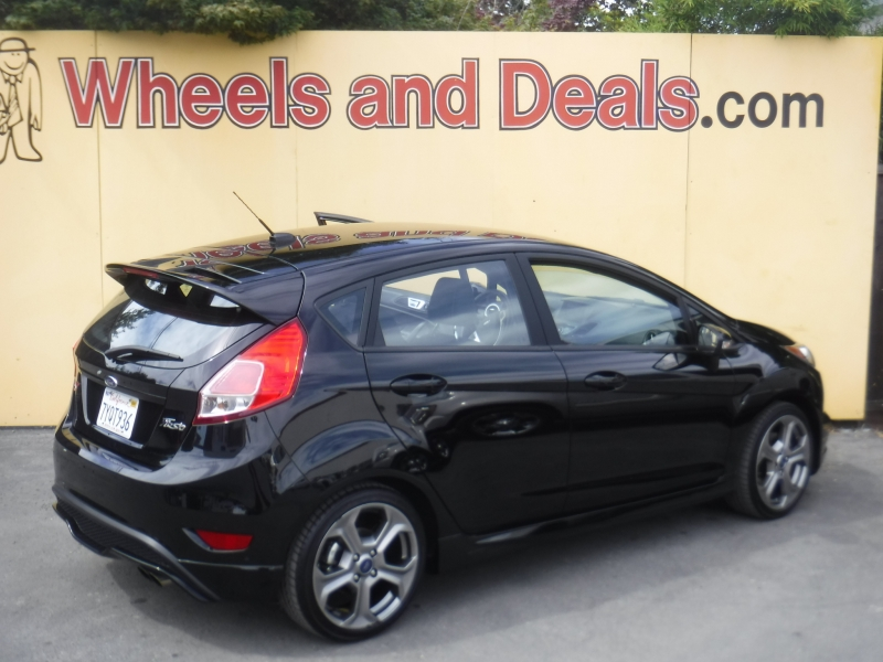 Ford Fiesta 2016 price $14,995