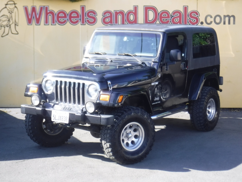 Jeep Wrangler 2005 price $14,800