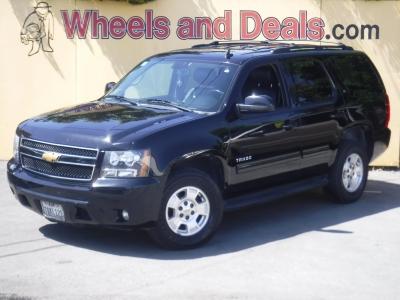 ... 2013 Chevrolet Tahoe $18,500 ...