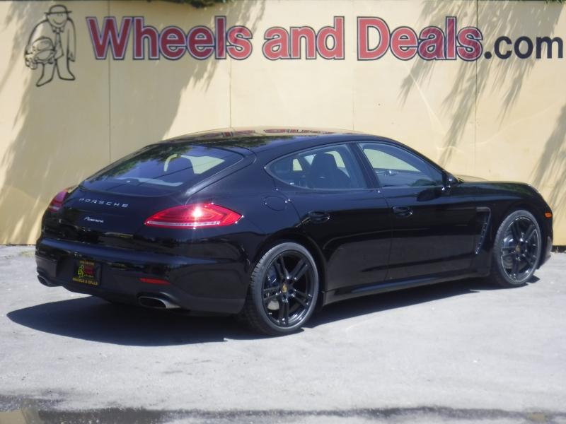 Porsche Panamera 2014 price $37,999