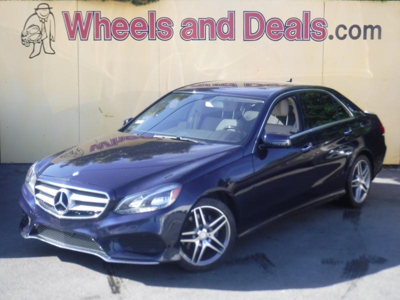 Mercedes-Benz E350 2014 price $18,450