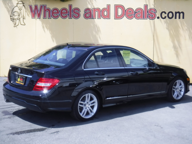 Mercedes-Benz C250 2014 price $11,250