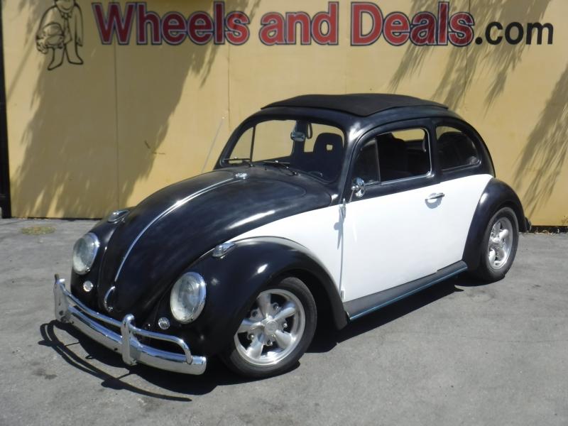 Volkswagen Beetle 1963 price $7,850