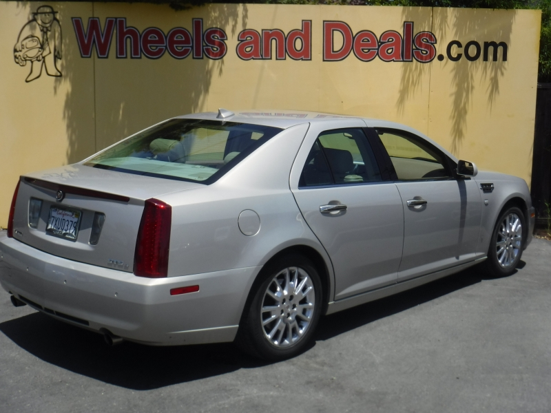 Cadillac STS 2009 price $7,500