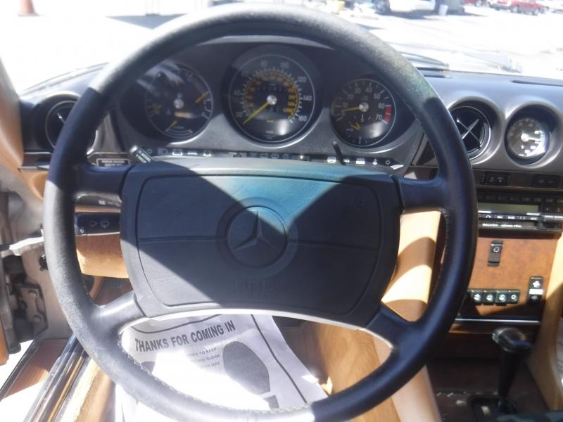 Mercedes-Benz 560SL 1989 price $8,999