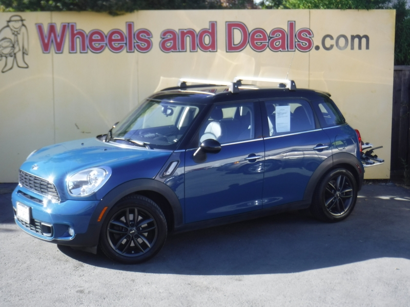 MINI Countryman 2012 price $8,499