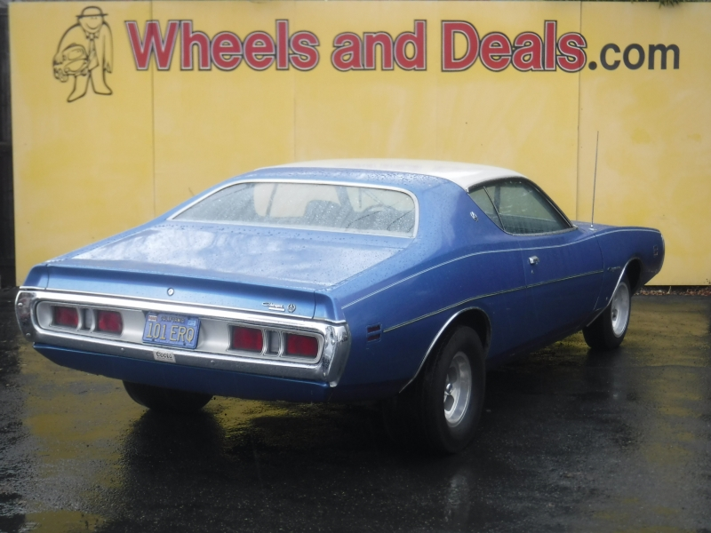 Dodge Charger 1971 price $21,500