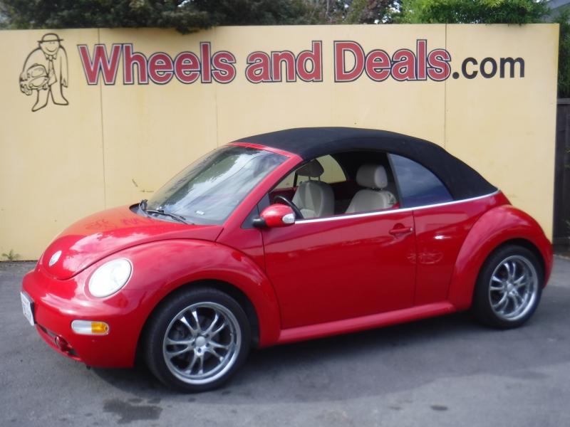 Volkswagen New Beetle 2005 price $5,650