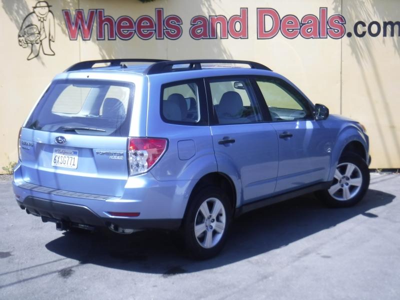 Subaru Forester 2012 price $11,499