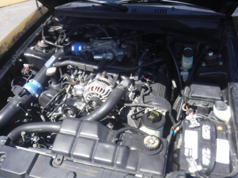 Ford Mustang 2000 price $4,500