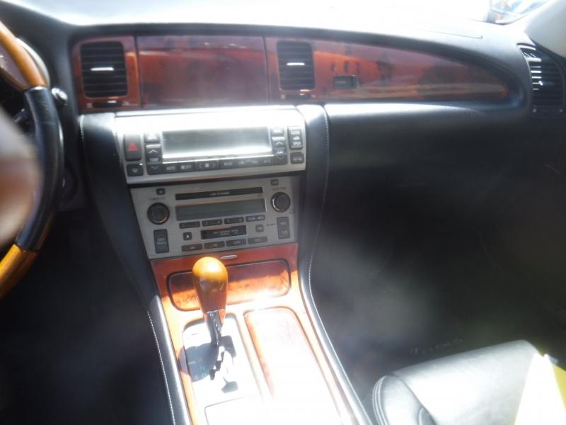 Lexus SC430 2002 price $9,999