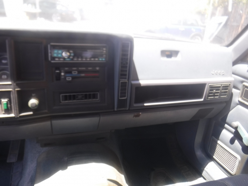 Jeep Comanche 1989 price $6,888