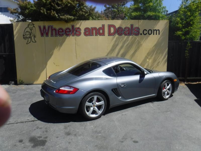 Porsche Cayman 2006 price $15,999