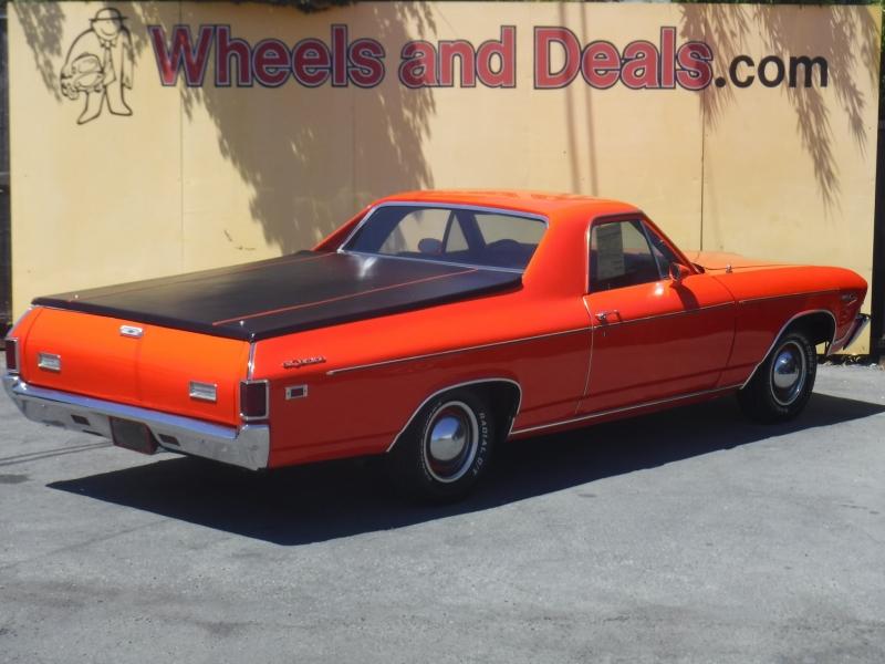 Chevrolet El Camino 1969 price $13,250