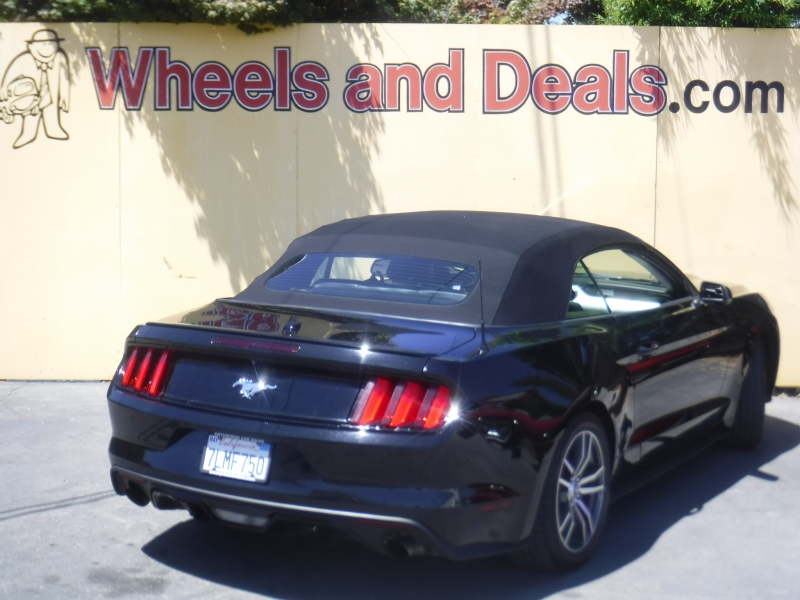 Ford Mustang 2015 price $18,999