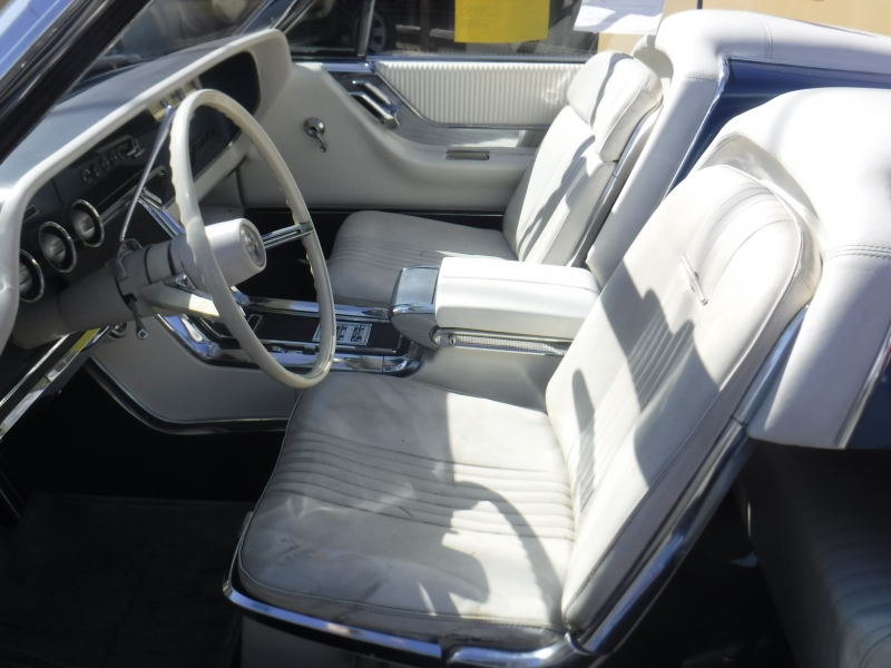 Ford Thunderbird 1965 price $26,800