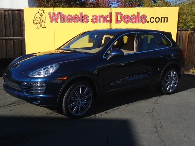 Porsche Cayenne 2012 price $20,999