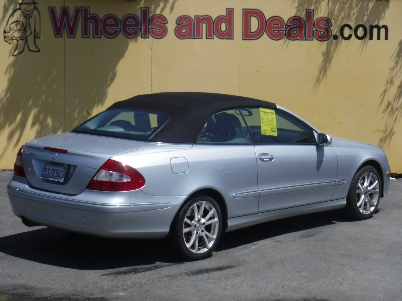 Mercedes-Benz CLK350 2006 price $4,900