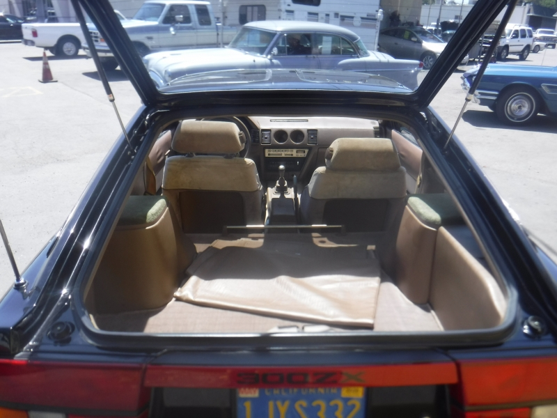 Nissan 300ZX 1984 price $8,999