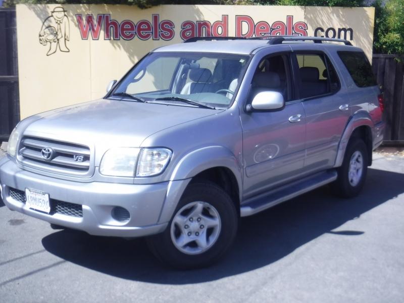 Toyota Sequoia 2001 price $4,450