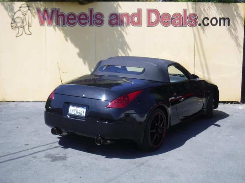 Nissan 350Z 2007 price $7,850