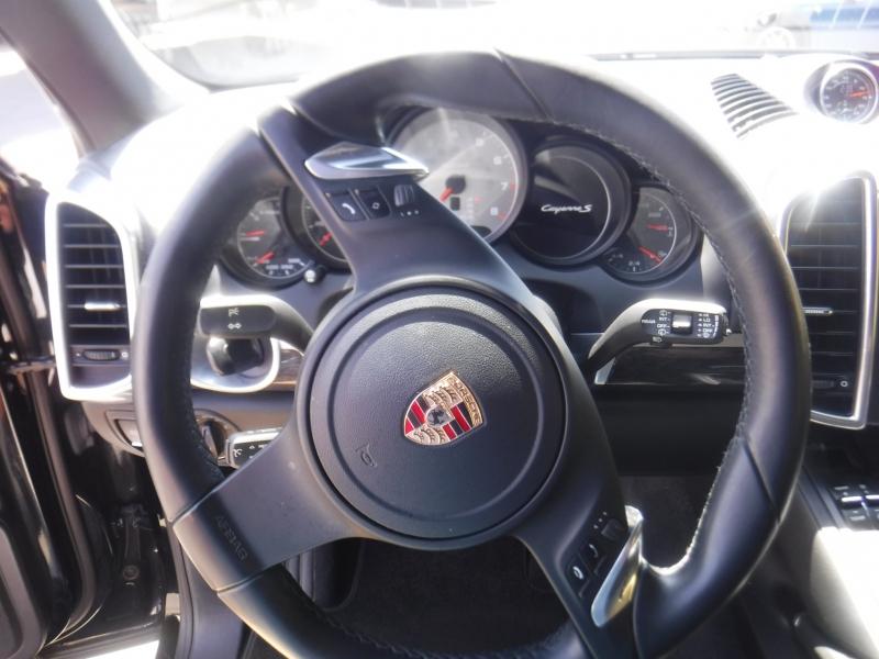 Porsche Cayanne 2012 price $17,888
