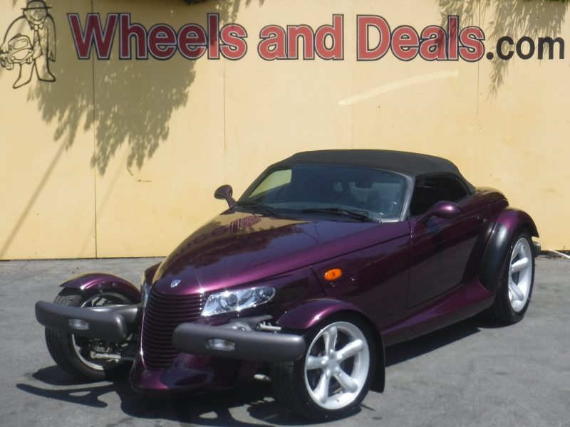 Plymouth Prowler 1999 price 23950