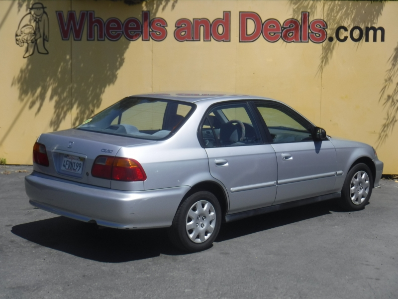 Honda Civic 1999 price $4,999