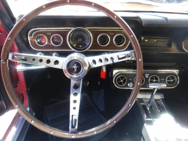 Ford Mustang 1966 price $15,700