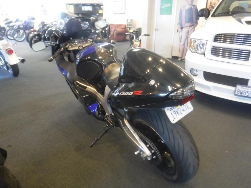 Suzuki Gsxr 1300 2002 price $7,500