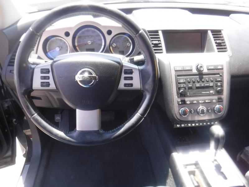 2007 Nissan Murano >> 2007 Nissan Murano