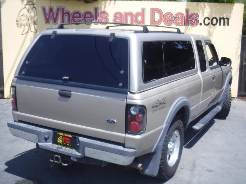 Ford Ranger 1999 price $5,900
