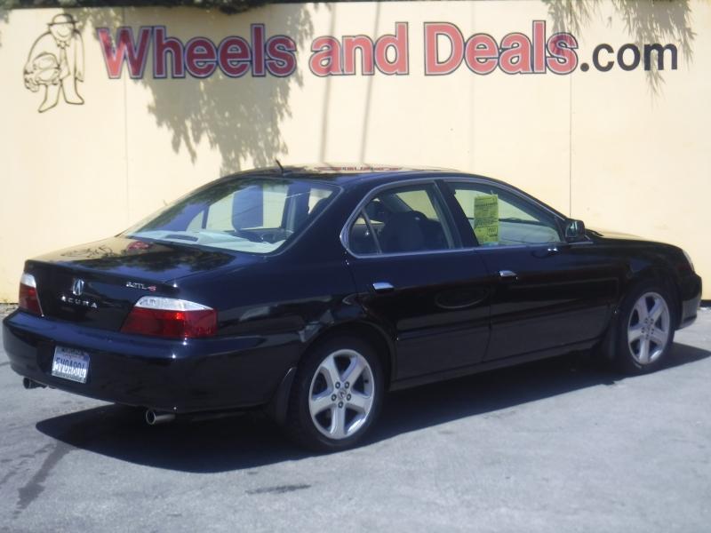Acura TL 2003 price $3,350
