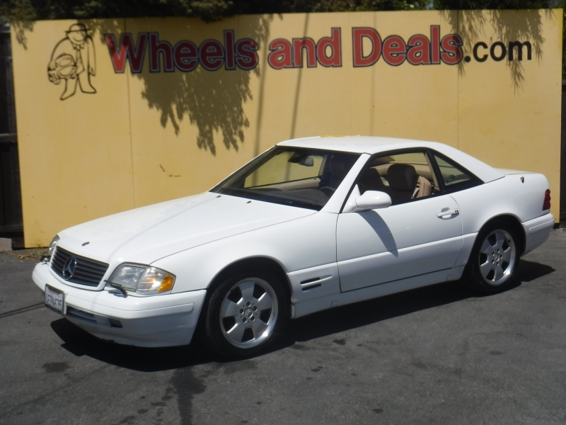 Mercedes-Benz SL500 1999 price $4,995