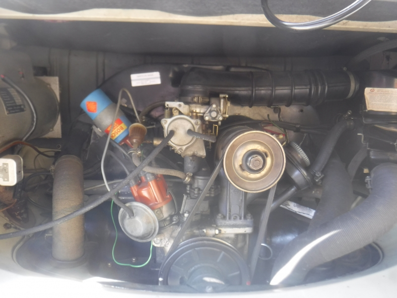 Volkswagen Campmobile 1970 price $35,200