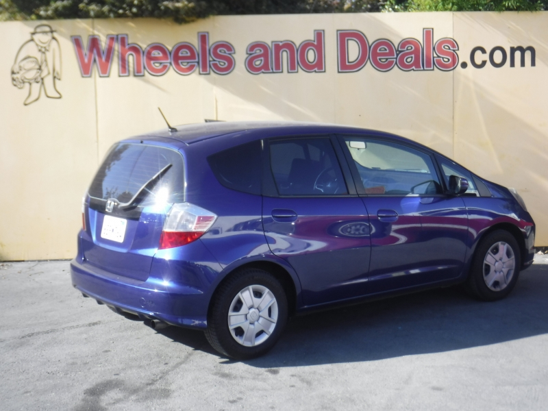 Honda Fit 2013 price $4,950