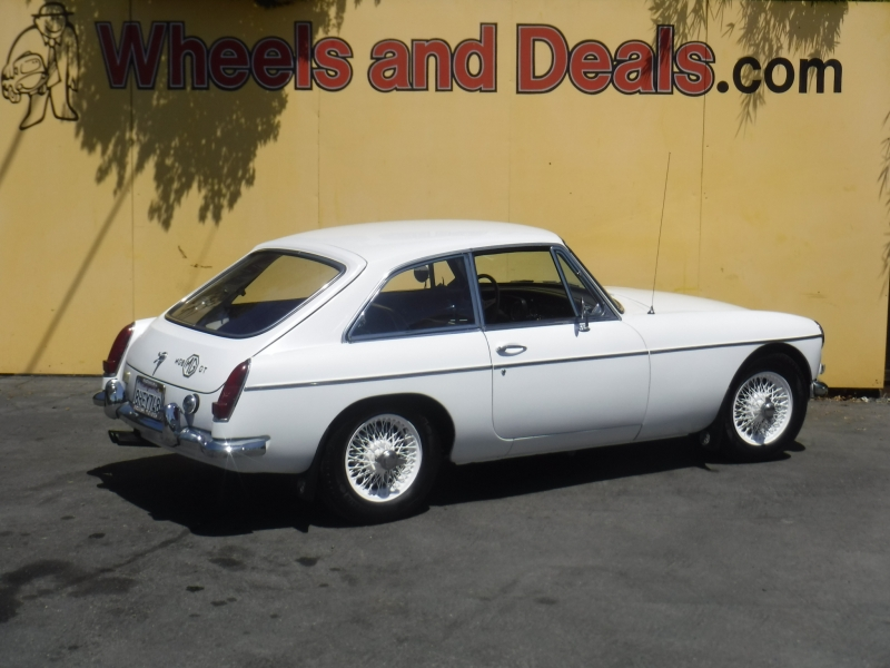 MG MGB 1967 price $14,995