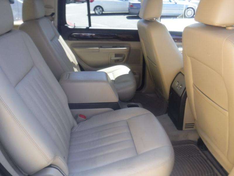 Lincoln Aviator 2005 price $4,495