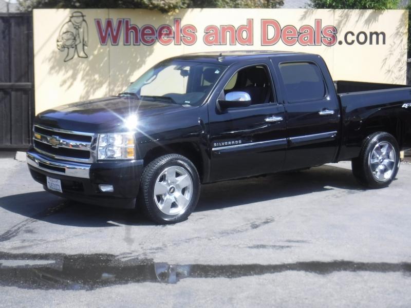 Chevrolet Silverado 1500 2011 price $18,999