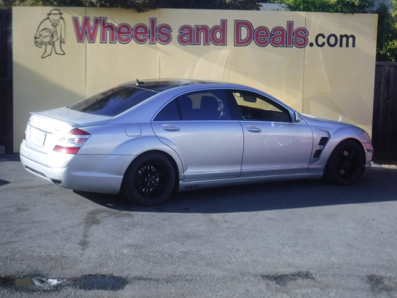 Mercedes-Benz S600 2007 price $19,999