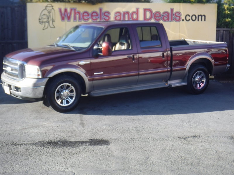 Ford F250 2006 price $12,500