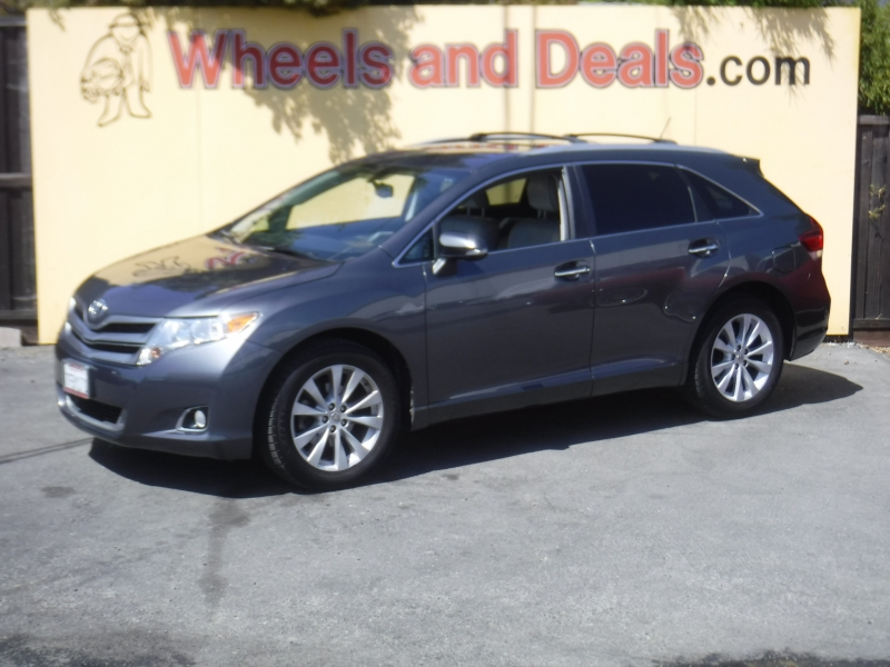 Toyota Venza 2014 price $14,990