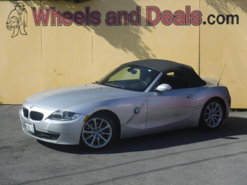 BMW Z4 2008 price $7,900