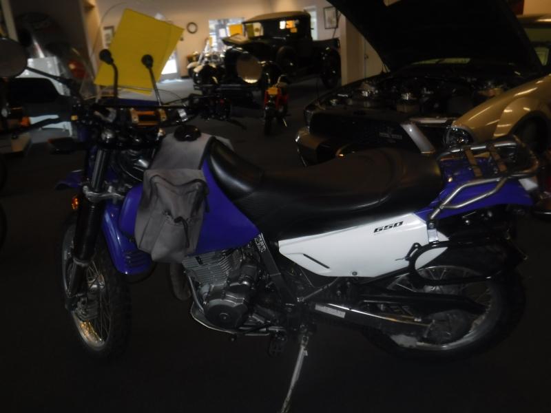 Suzuki Dr-650 2007 price Call for Pricing.