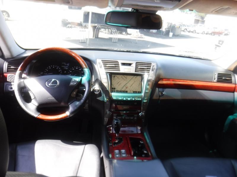 Lexus LS460 2008 price $10,499