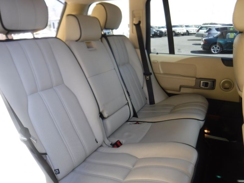 Land Rover Range Rover 2006 price $7,800