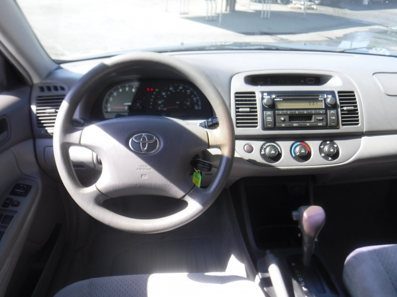 Toyota Camry 2004 price $4,950