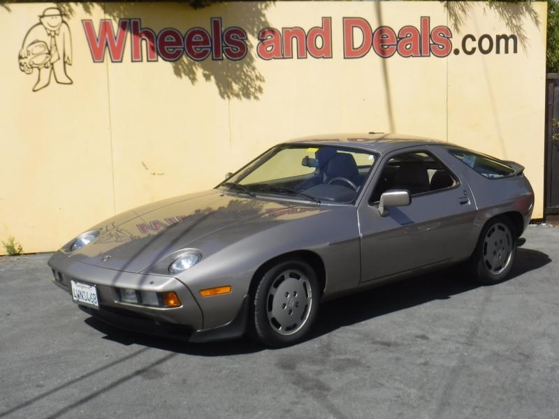 Porsche 928 1984 price $9,999